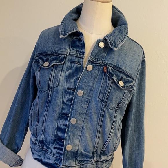 Levi's Denim Jacket Medium